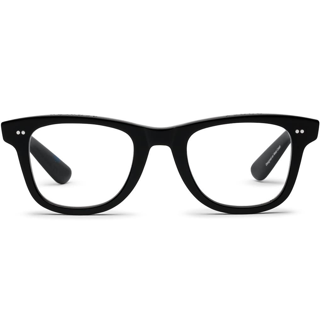 Caddis Life reading glasses PORGY BACKSTAGE GLOSS BLACK / 0.00 readers
