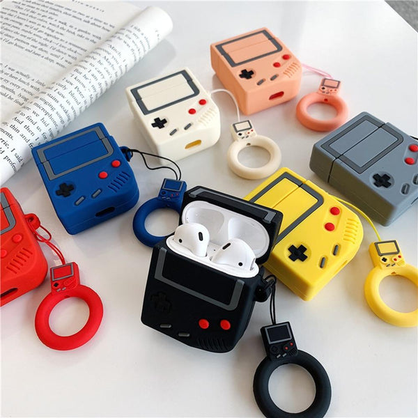 On Trend Gameboy Inspired AirPod Case - On Trend Cases