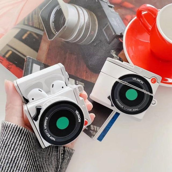 On Trend Leica Camera Inspired AirPod Case - On Trend Cases