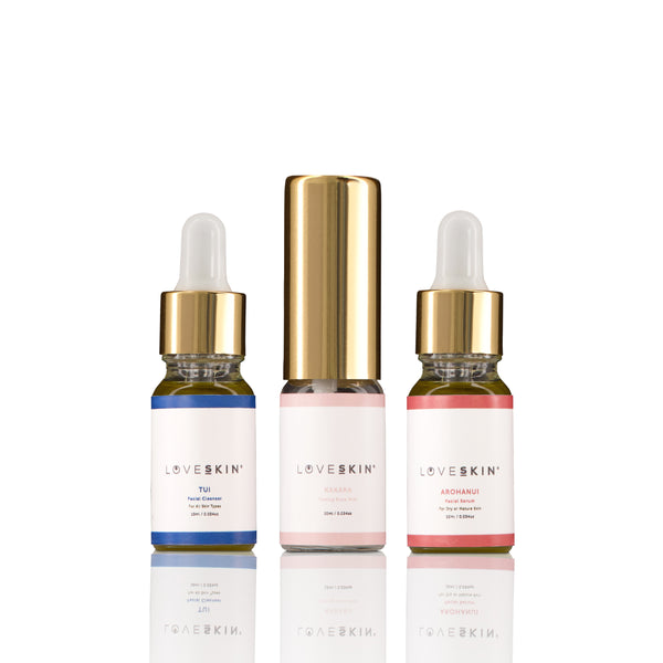 LOVESKIN TRAVEL GIFT SET - FREE GIFT WITH PURCHASE