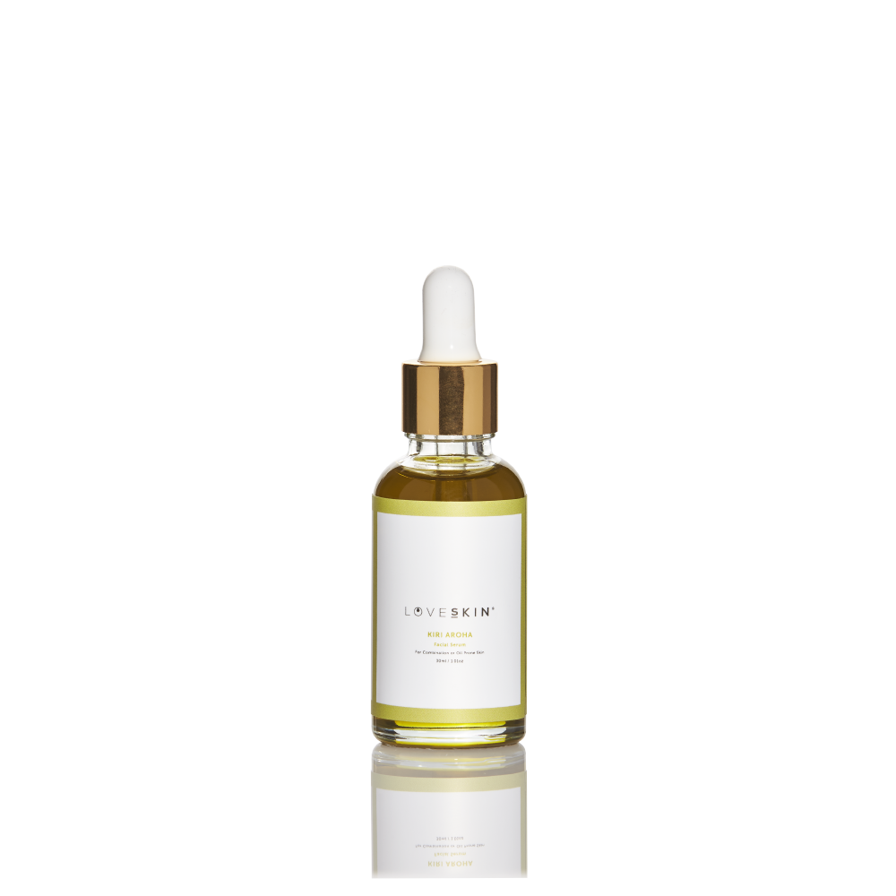 LOVESKIN Kiri Aroha Facial Serum - Acne/ Combination Skin