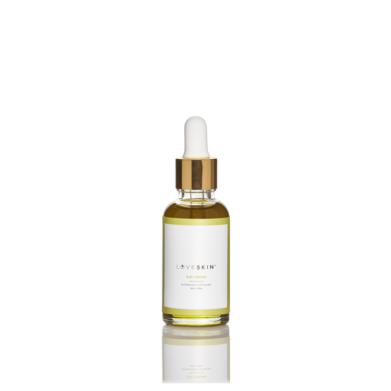 LOVESKIN Kiri Aroha Facial Serum - Acne/ Combination Skin-LOVESKINNZ