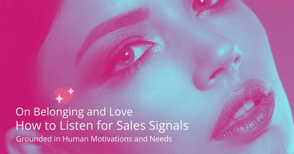 How to Listen for Sales Signals