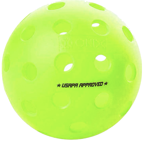 Onix FUSE G2 Outdoor Ball Yellow and Green