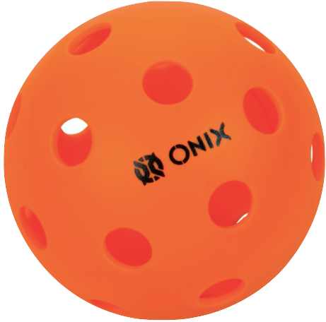 ONIX Fuse Indoor Balls - Orange and Yellow