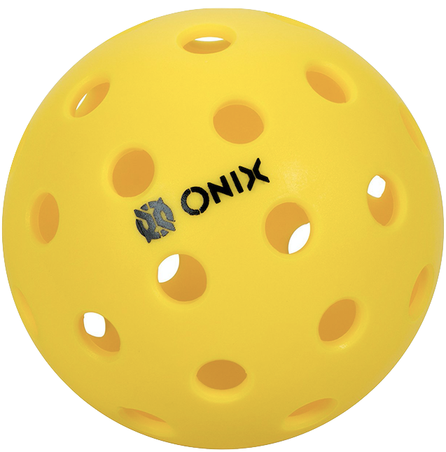 ONIX Pure 2 Outdoor Ball - Yellow