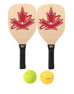 Premium 2 Wooden Paddle Package