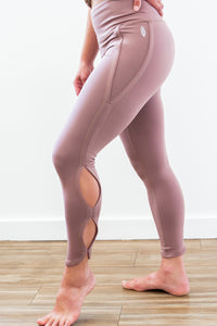High Rise Infinity Legging