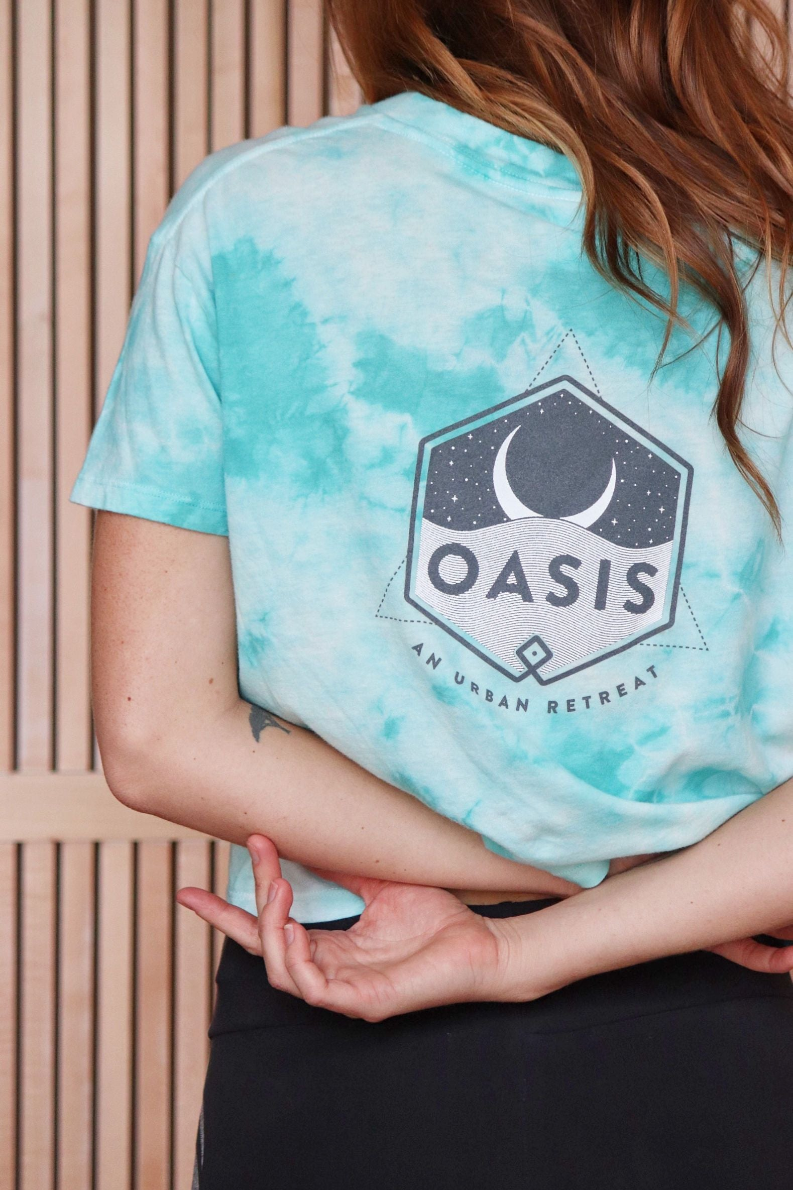 Oasis Slow Your Roll | Leona Tee