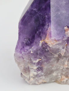 Large Statement Bolivian Amethyst Point