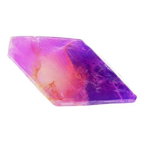 Crystal Geode Hand Soap Bar