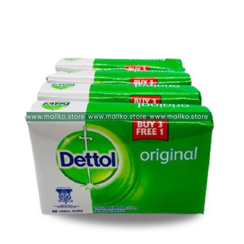 Dettol Soap Original
