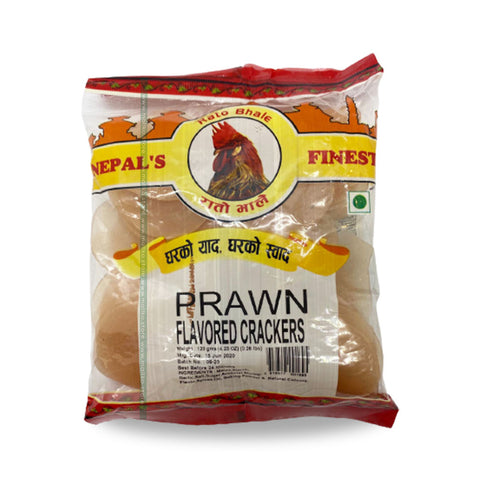 Prawn Flavored Crackers