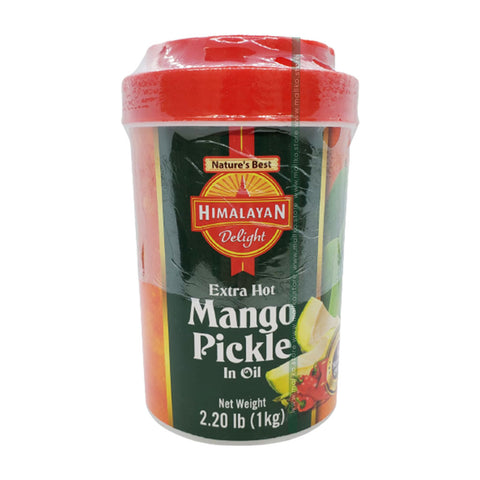 Extra Hot MANGO PICKLE 1 KG