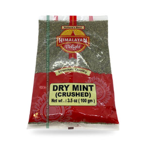 Dry Crushed Mint