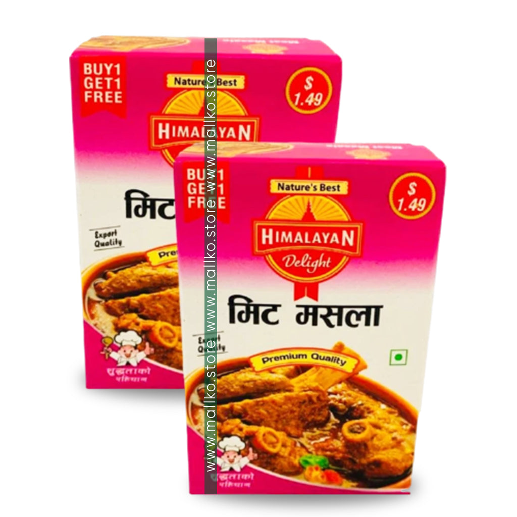 MEAT  Masala  Buy 1 Get 1 Free