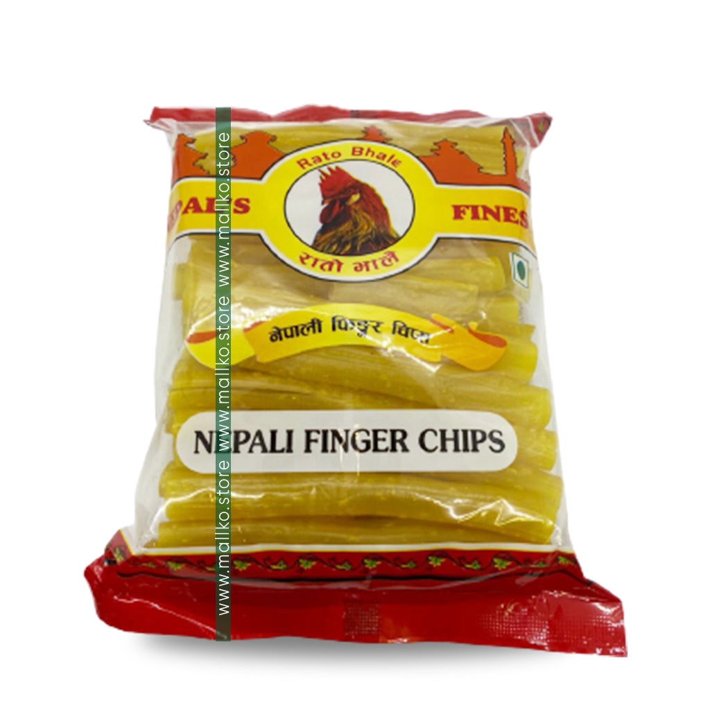 Nepali Finger Chips