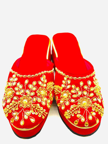 Nepali Bridal Shoes (heels)