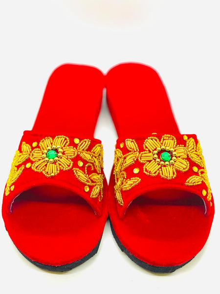Nepali Bridal Shoes (flat)