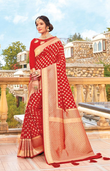 Banarasi Saree [Multi Design]