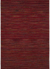 Chandra Aletta Area Rug, Multi Red