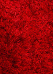 Chandra Red Shag Rug