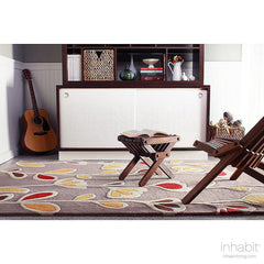 Chandra Rugs Inhabit Collection