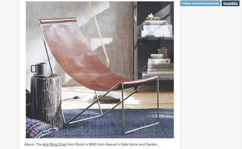 Roost Sling Chair