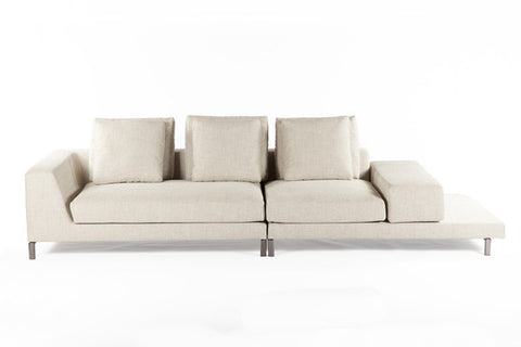 CONTROL BRAND THE MESSINA SECTIONAL SOFA