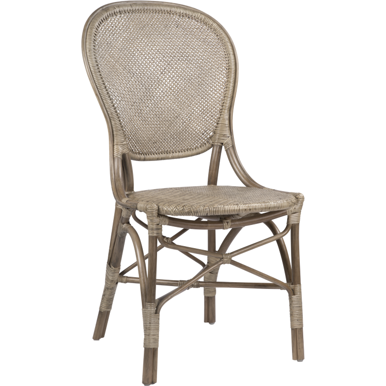 Sika-Design Originals Rossini Dining Side Chair, Indoor-Dining Chairs-Sika Design-Taupe-Heaven's Gate Home