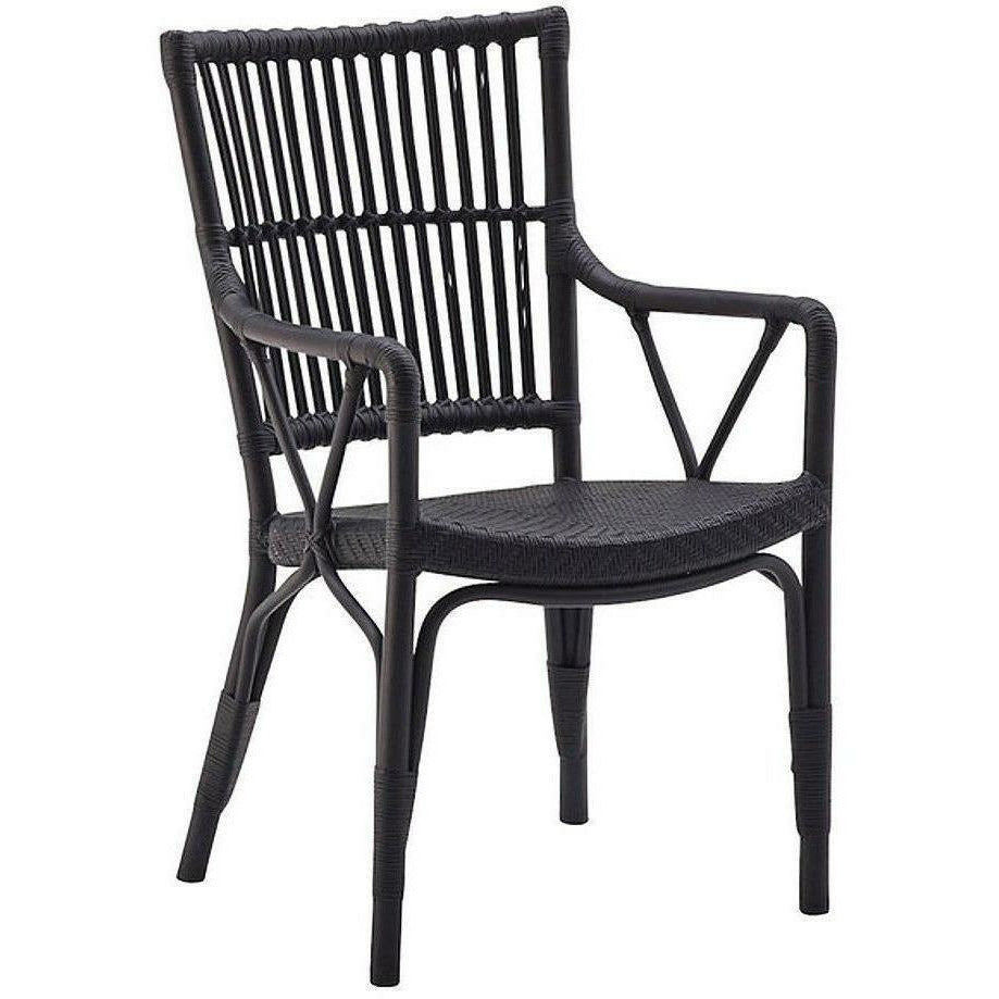 Sika-Design Originals Piano Dining Arm Chair, Indoor-Dining Chairs-Sika Design-Black-Heaven's Gate Home