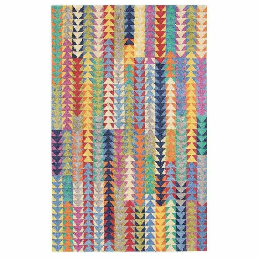 Company C Vintage Quilt 100% Jute Hand-Tufted Rug-Rugs-Company C-9' x 13'-Heaven's Gate Home