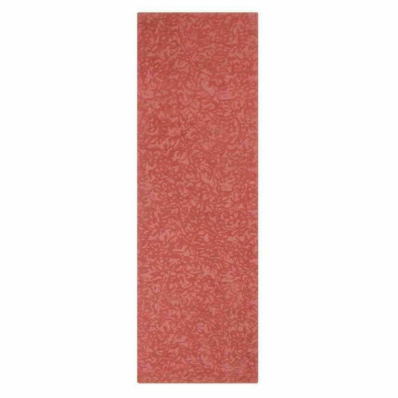 Company C Crackle Hand-Tufted 100% Pure Wool, 2-Tone Rug-Rugs-Company C-Red-3' x 8' Runner-Heaven's Gate Home