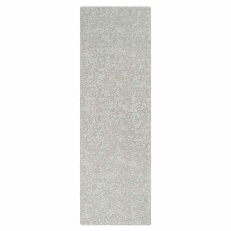 Company C Crackle Hand-Tufted 100% Pure Wool, 2-Tone Rug-Rugs-Company C-Gray-3' x 8' Runner-Heaven's Gate Home