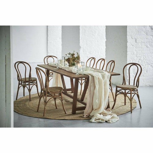 Sika Design Originals Lulu Dining Side Chair, Indoor-Dining Chairs-Sika Design-Antique-Heaven's Gate Home