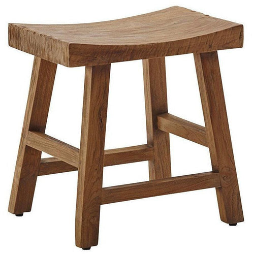 Sika-Design Teak Charles Dining Stool, Indoor-Stools-Sika Design-Heaven's Gate Home