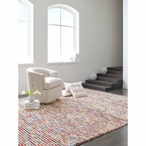 Company C Bon Bons Hand-Woven Dyed & Felted Wool Rug-Rugs-Company C-Heaven's Gate Home