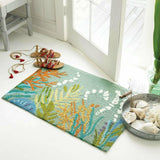 Company C Under The Sea 100% Polypropylene Colorful Rug, Lake-Rugs-Company C-Heaven's Gate Home