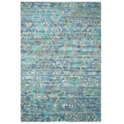 Company C Carlton Tribal Pattern, Hand-Knotted 100% Wool Rug-Rugs-Company C-Heaven