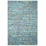 Company C Carlton Tribal Pattern, Hand-Knotted 100% Wool Rug-Rugs-Company C-3' x 5'-Heaven's Gate Home