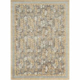 Company C Bracken 100% Wool Hand Knotted Area Rug, Camel-Rugs-Company C-6' x 9'-Heaven's Gate Home