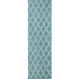 Company C Harlequin Hand Woven Contemporary Rug-Rugs-Company C-Lake-3' x 8' Runner-Heaven's Gate Home