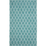 Company C Harlequin Hand Woven Contemporary Rug-Rugs-Company C-Lake-2' x 3'-Heaven's Gate Home