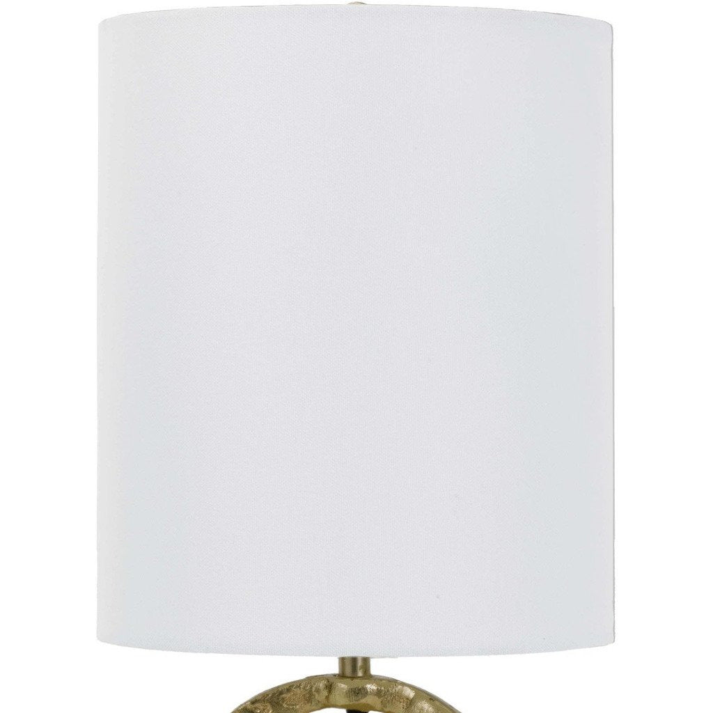 Regina Andrew Mini Knot Lamp, Soft Gold