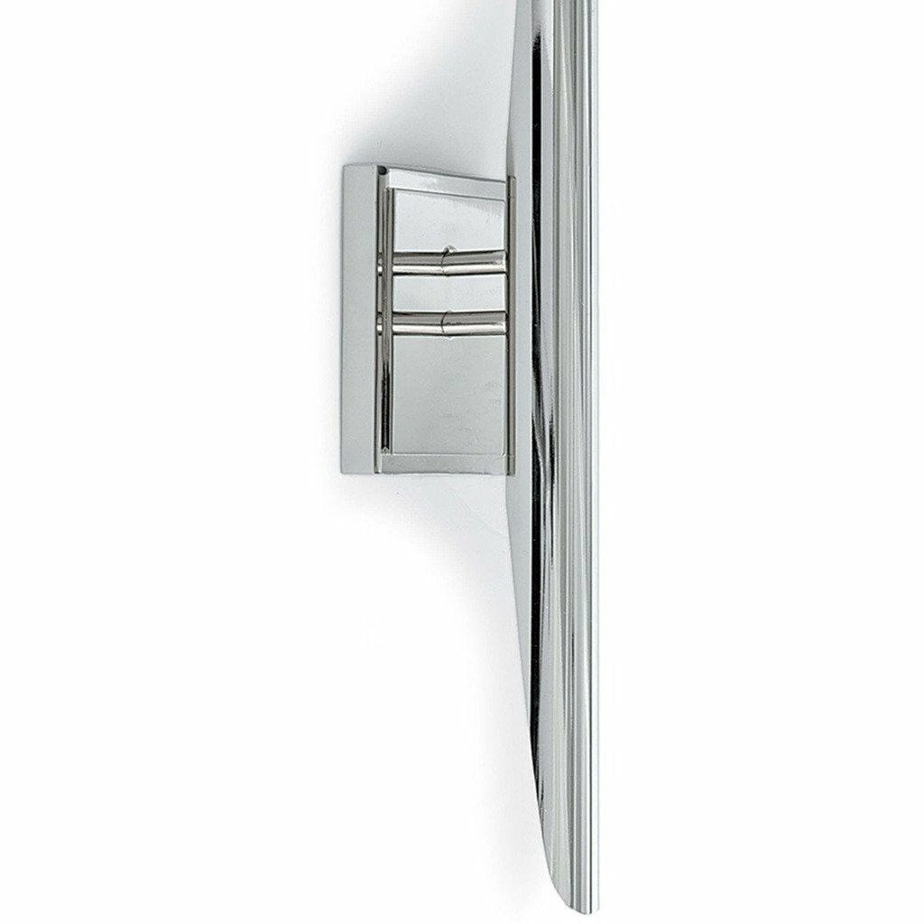 Regina Andrew Redford Sconce (Polished Nickel) - Heaven's Gate Home & Garden