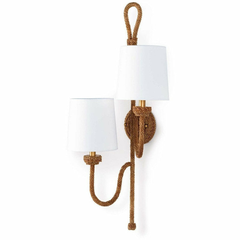 Coastal Living Bimini Sconce Double-Wall Sconces-Coastal Living-Heaven's Gate Home