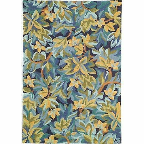 Company C Avalon Hand-Hooked 100% Wool Rug-Rugs-Company C-5' x 7'-Heaven's Gate Home, LLC