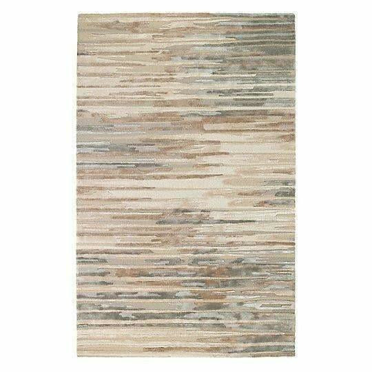 Company C Birch Hand-Tufted, Organic Striated Rug-Rugs-Company C-4' x 6'-Heaven's Gate Home