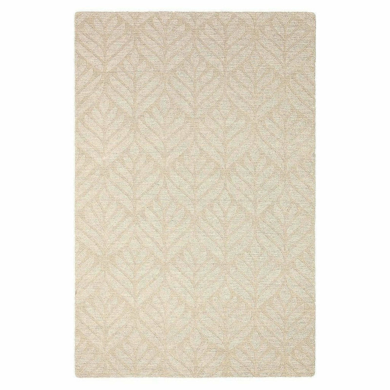 Colorfields Textured Leaf Rug-Rugs-Colorfields by Company C-2' x 3'-Heaven's Gate Home