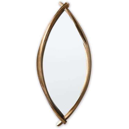 Regina Andrew Arbre Mirror, Antique Gold